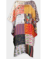 La Prestic Ouiston Djamila Dress In Mix Plage - Multicolor