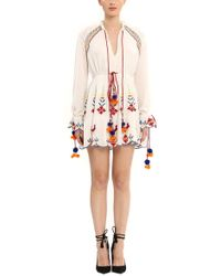 Hemant & Nandita   Short Dress   Lyst