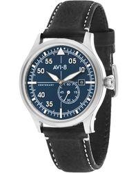 AVI-8 Flyboy Centenary Watch - Black