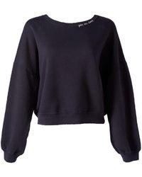 AMO Easy Sweatshirt - Blue