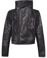 VEDA - Black Max Classic Orion Jacket - Lyst