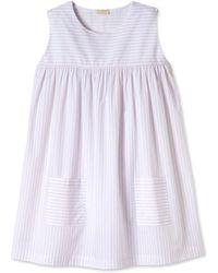 Lake Twilight Summer Dress - Multicolor