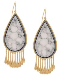 Aurelie Bidermann   Drop-shaped Earrings   Lyst
