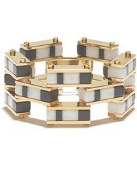 Lele Sadoughi - Garden 'fence' Bracelet - Lyst