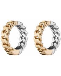 DEMARSON Chain Lili Cuff - Metallic