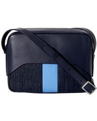 Tibi - Navy/blue Garçon Bag By Myriam Schaefer - Lyst