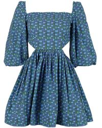 LHD Copacabana Dress - Blue