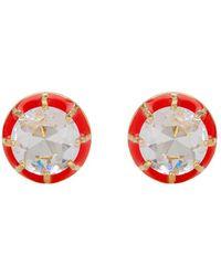 Lele Sadoughi - Red 'spotlight' Earrings - Lyst