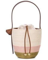 Cesta Collective Lunchpail Bucket Bag - Multicolor