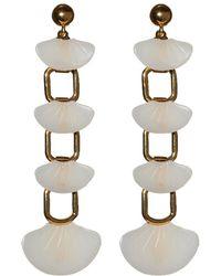Lele Sadoughi - Shell Drop Earrings - Lyst