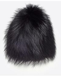 Outlet Explore Yves Salomon fox fur beanie Sale Finishline Low Cost Cheap Price Outlet For Sale Get JKQZ6Sq