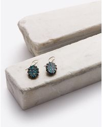 Melissa Joy Manning - Campo Frio Turquoise Earrings - Lyst