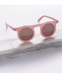 Carla Colour Lind Sunglasses - Multicolor