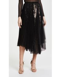 Loyd/Ford - Sequin Skirt - Lyst