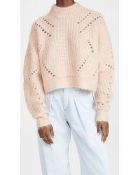 Anine Bing Jordan Sweater - Multicolor