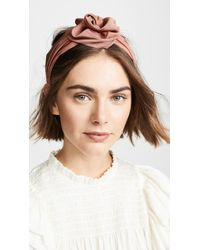 Jennifer Behr Rosamund Headband - Multicolour