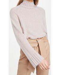 360 Sweater Leighton Cashmere Jumper - Pink