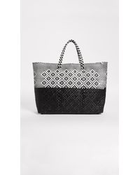 Truss - Large Handwoven Tote - Lyst