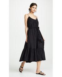 RHODE Lea Dress - Black