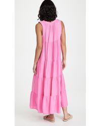 9seed Lighthouse Beach Dress - Pink