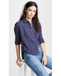 Sundry - Classic Button Down Shirt - Lyst