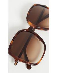 Gucci - Gg0544s-002 57mm Sunglasses - Lyst