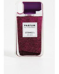 Iphoria - Perfume Purple Iphone Xs / X Case - Lyst