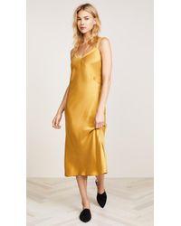 Capulet Ally Dress - Metallic
