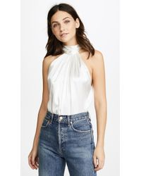 Ramy Brook - Paige Blouse - Lyst