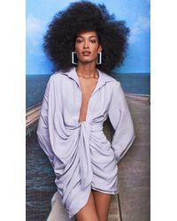Jacquemus Bahia Dress - Gray