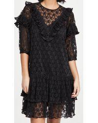 Custommade• Baluna Dress - Black