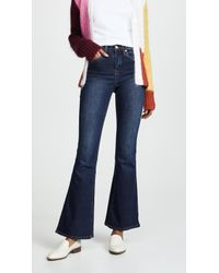 Blank NYC - The Waverly High Rise Flare Jeans - Lyst