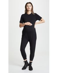 HATCH The Walkabout Jumpsuit - Black