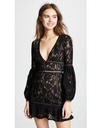 Misha Collection - Harper Dress - Lyst