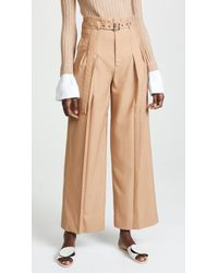 Edition10 - Wide Leg Trousers - Lyst