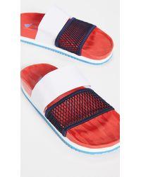 adidas By Stella McCartney Asmc Lette Slides - Multicolor