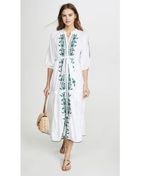 Tigerlily Villaya Maxi Dress - White