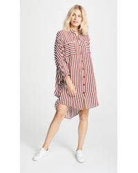 Faithfull The Brand - Spencer Shirt Dress - Lyst