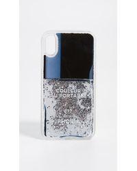 Iphoria - Nail Polish Iphone X Case - Lyst