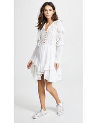 Sea Weatherly Dress - White