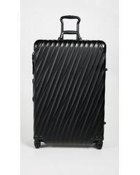 Tumi 19 Degree Aluminium Extended Trip Packing Case - Black