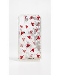 Iphoria - Amore Transparent Iphone Xs / X Case - Lyst