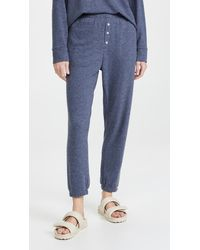 DONNI. Sweatpants - Blue