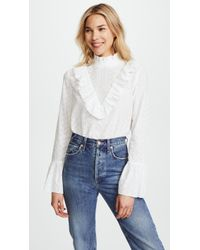Endless Rose - Ruffled Blouse - Lyst