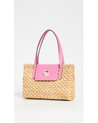 Frances Valentine Gigi Medium Hobo Bag - Pink