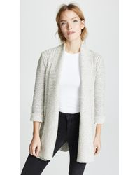 BB Dakota - Cable Knit Cardigan - Lyst