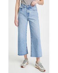 Nobody Denim Skylar Ankle Jeans - Blue