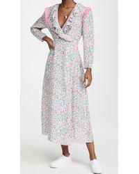 RIXO London Suri Dress - Multicolour