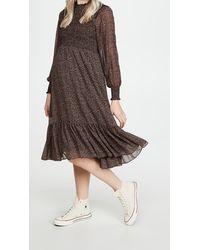 HATCH The Lana Dress - Multicolour