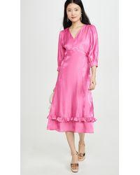 No. 6 Astor Dress - Pink